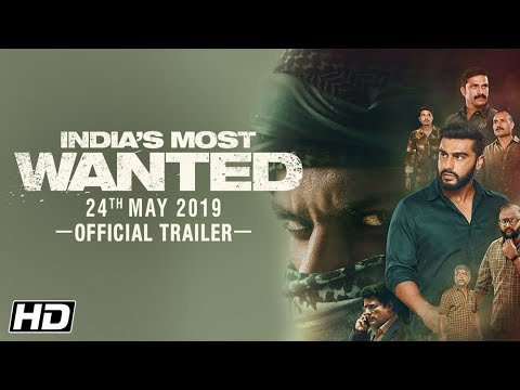 India's Most Wanted Official Trailer 2019.