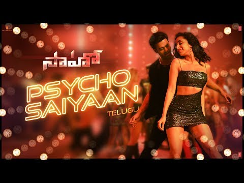 Psycho Saiyaan video song 2019 - Saaho movie songs.