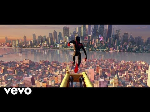 Sunflower (Spider-Man: Into the Spider-Verse) video song 2018