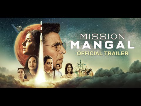 Mission Mangal Official movie poster 2019