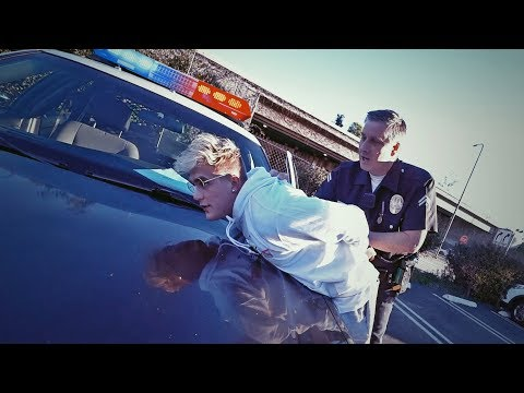 Jake Paul got arrested??
