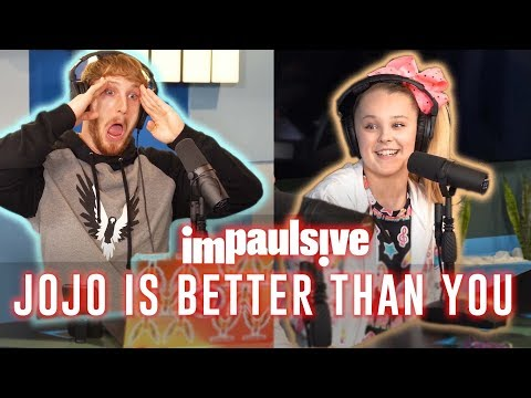 JOJO SIWA IS BETTER THAN YOU - IMPAULSIVE EPISODE-2