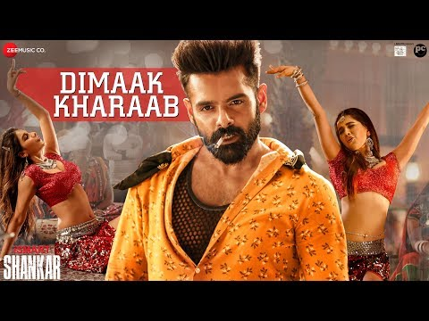Dimaak Kharaab - Lyrical Song 2019| Ismart Shankar movie songs
