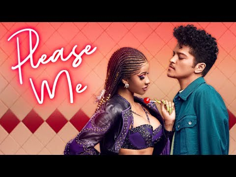 Please Me Official Video Song 2019- Cardi B & Bruno Mars