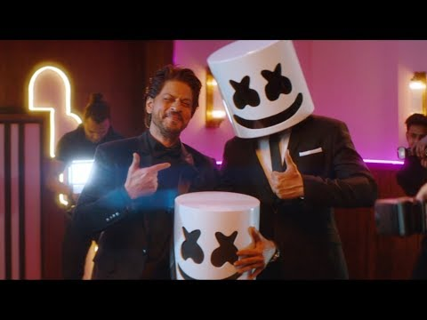 BIBA feat. Shirley Setia & Shah Rukh Khan,Marshmello x Pritam -Official Music Video 2019.