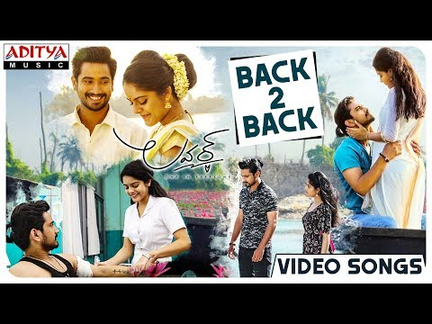 Lover Movie Back to Back Video Songs 2018.