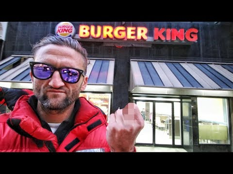 EXPLOITED BY BURGER KING- Casey Neistat Edition