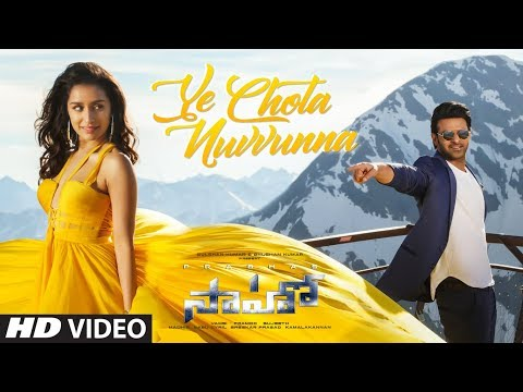 Ye Chota Nuvvunna video song 2019