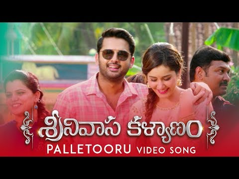 Palletooru Video Song-Srinivasa Kalyanam movie songs
