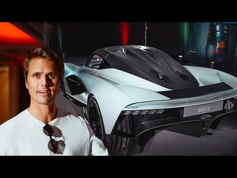The Aston Martin and Monaco F1 - Jon Olsson