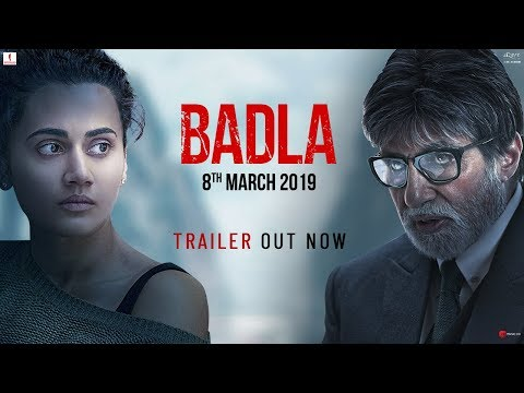 Badla Movie Official Trailer 2019.
