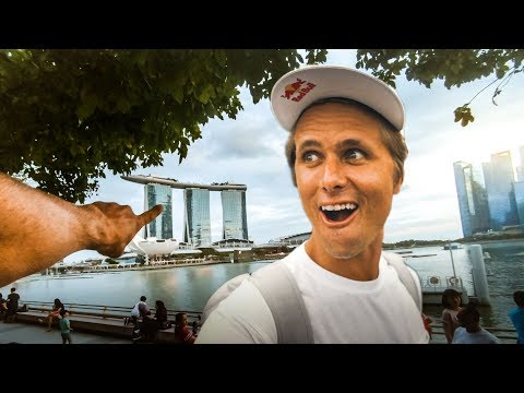 Jon Olsson Singapore Trip 2019.