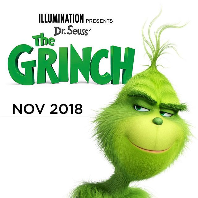 The Grinch Trailer #1 (2018)