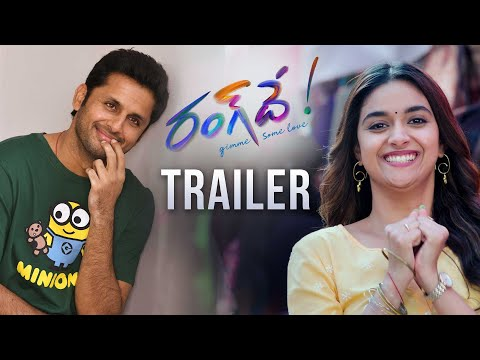 Rang De Telugu Movie Trailer 2021.