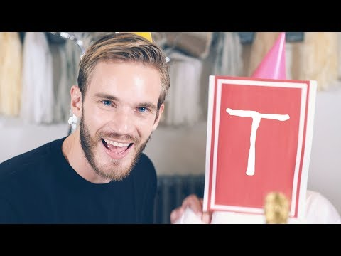 Pewdiepie- Congratulations Song.