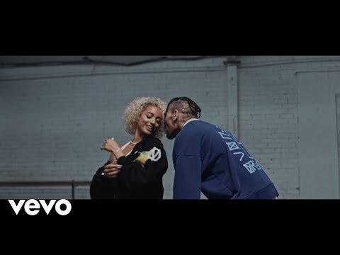 Easy remix song 2019- DaniLeigh, Chris Brown.