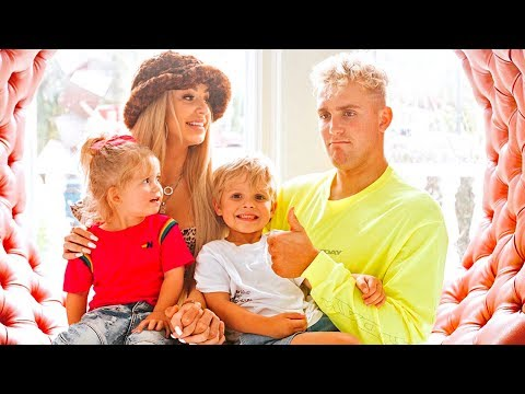 Jake Paul changed his YouTube channel name to The Paul Family.