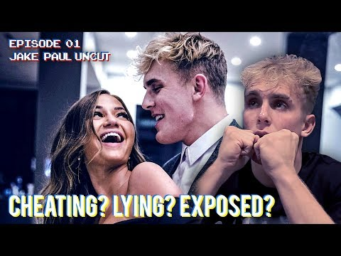 Erika Costell and Jake Paul Broke Up