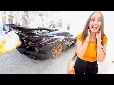 Here's why the Apollo is Worth $2.7 Million Dollars !!!- Mo Vlogs edition