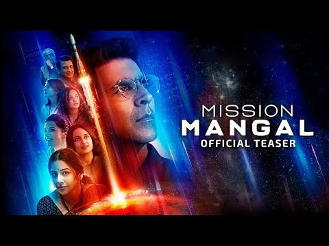 Misson Mangal movie poster 2019