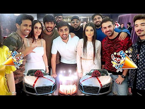 Mo Vlogs 24th Birthday Celebrations!!