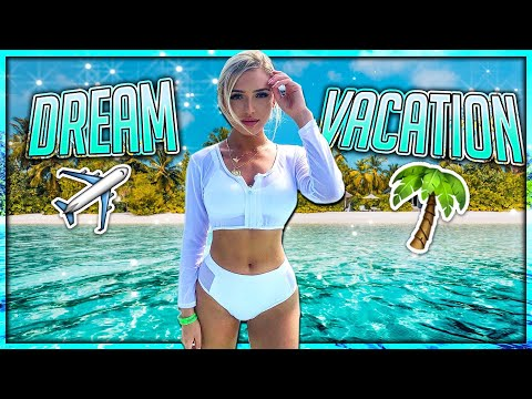 Ricegum surprised his girlfriend by taking her to dream vacation.