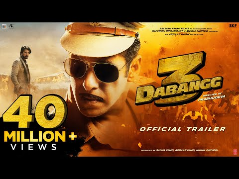 Dabangg 3 Movie Poster 2019