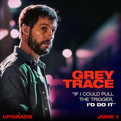 Upgrade movie || Release Date:June 1st, 2018