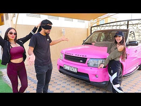 Lana Rose surprised her brother with his Dream Car- Range Rover.