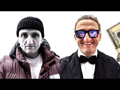Casey Neistat briefed- Being Rich vs Being Poor.