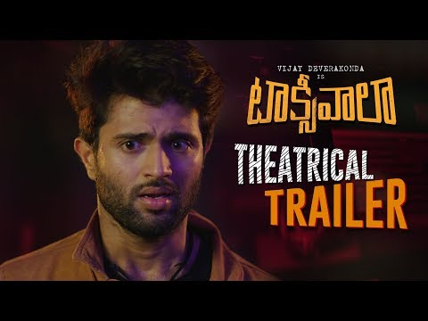​Taxiwala Movie Trailer 2018.