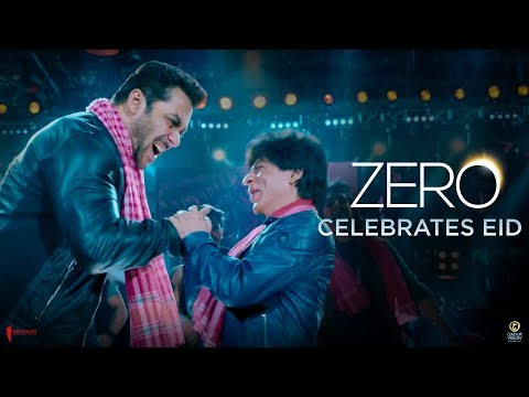 Zero movie Eid Teaser 2018.
