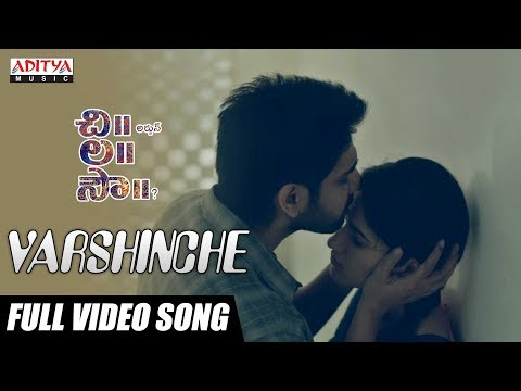 Varshinche Full Video Song - Chi La Sow Video Songs