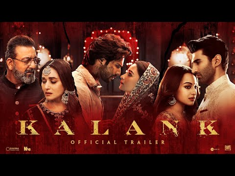 Kalank Movie Official Trailer 2019.