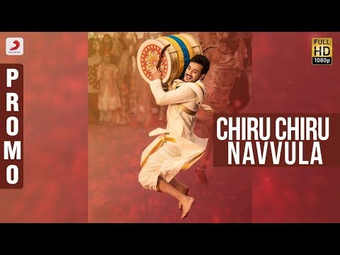 Chiru Chiru Navvula Telugu Video Song Promo- Mr. Majnu Movie Songs 2019.