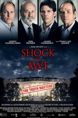 Shock and Awe Movie Release Date: July 13th, 2018