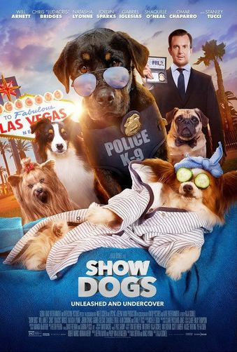 Show Dogs Movie Trailer 2018.