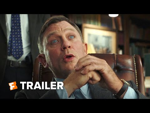 Knives Out Movie Trailer 2019.