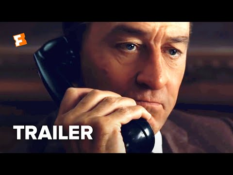The Irishman Movie Trailer 2019