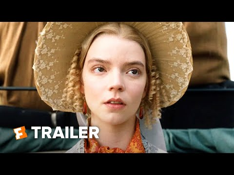 Emma Movie Trailer 2020.