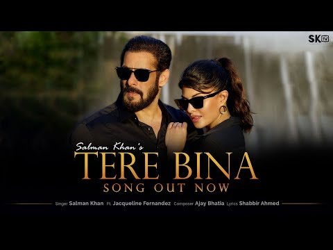 Tere Bina Video song 2020 - Salman Khan, Jacqueline Fernandez.