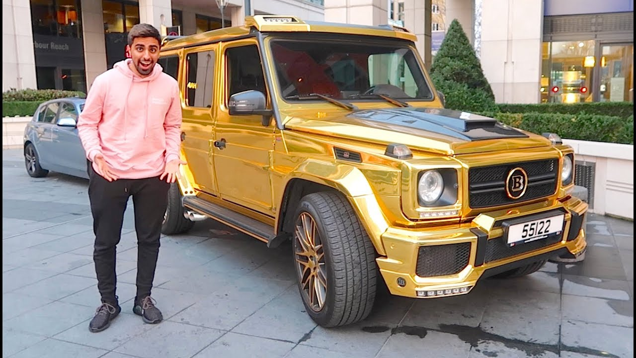 Movlogs had A DAY WITH THE RICH ARABS OF LONDON - Stunmore