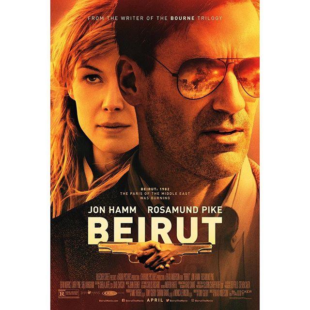 Beirut Movie Trailer 2018. - Stunmore