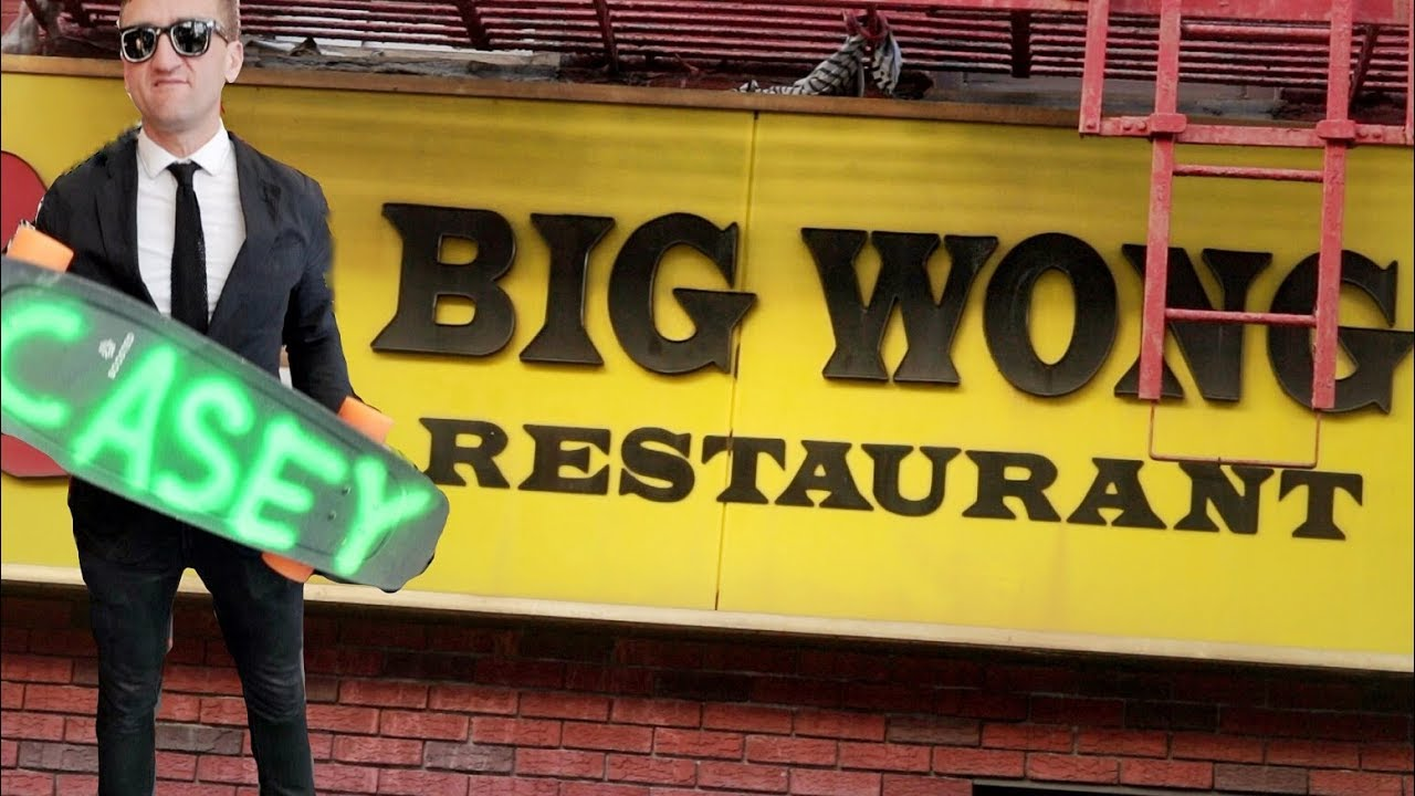 Big Wong Restaurant review by Casey Neistat