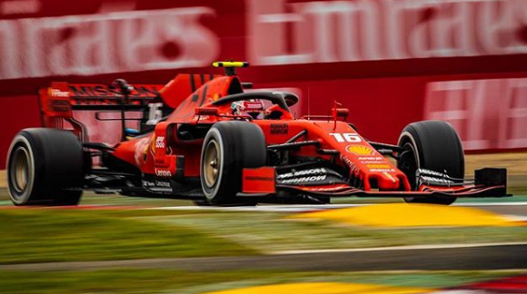 Charles Leclerc race week in Canada 2019