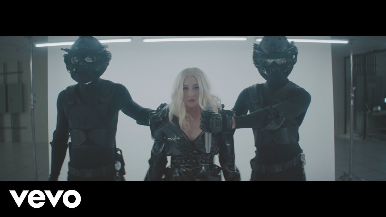 Christina Aguilera - Fall In Line (Official Video) ft. Demi Lovato