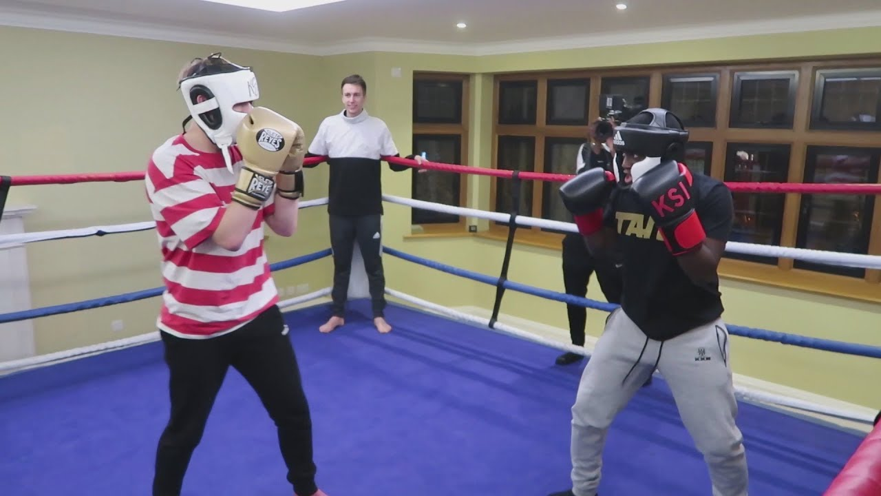 Deji is PREPARING FOR boxing fight with JAKE PAUL? - Stunmore