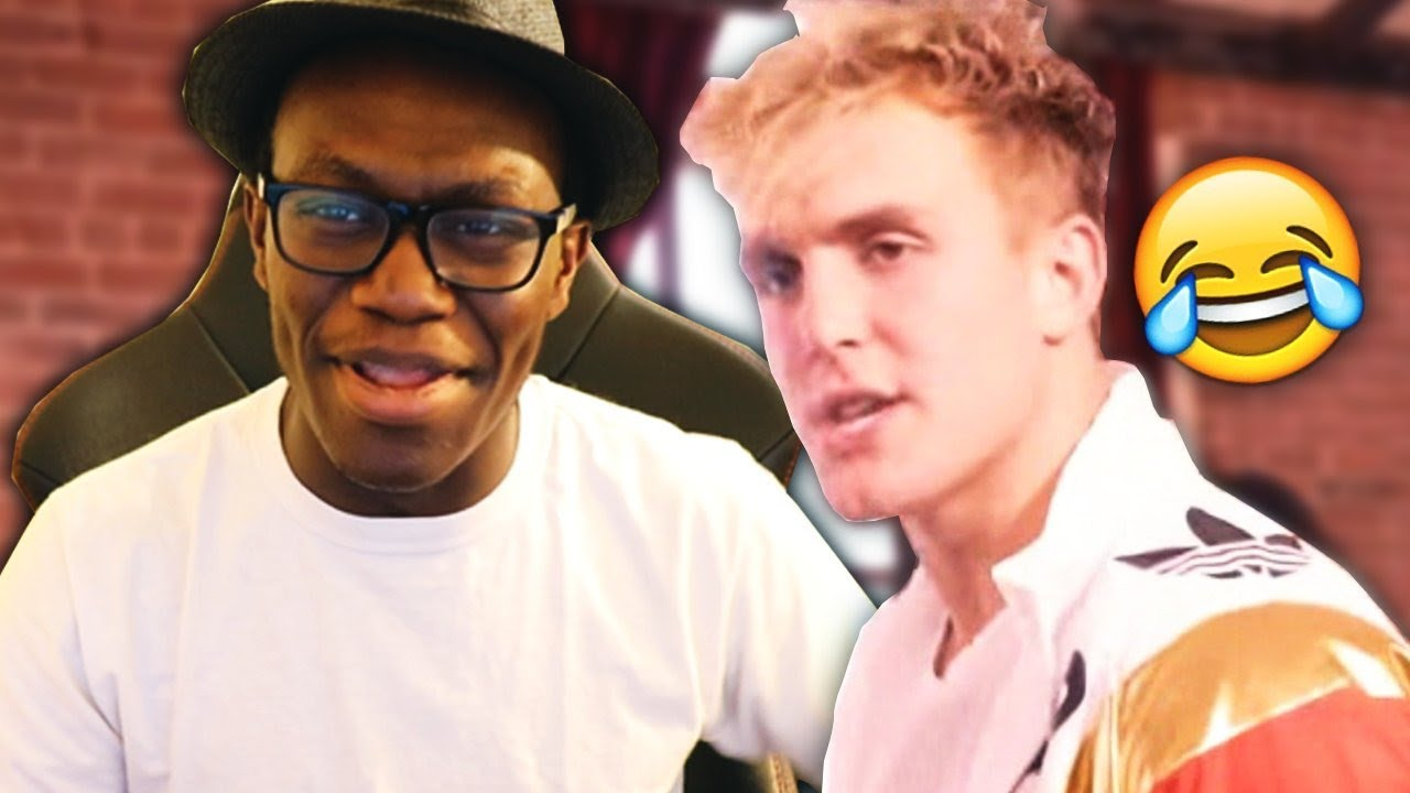 Deji reacted to Jake Paul's New song