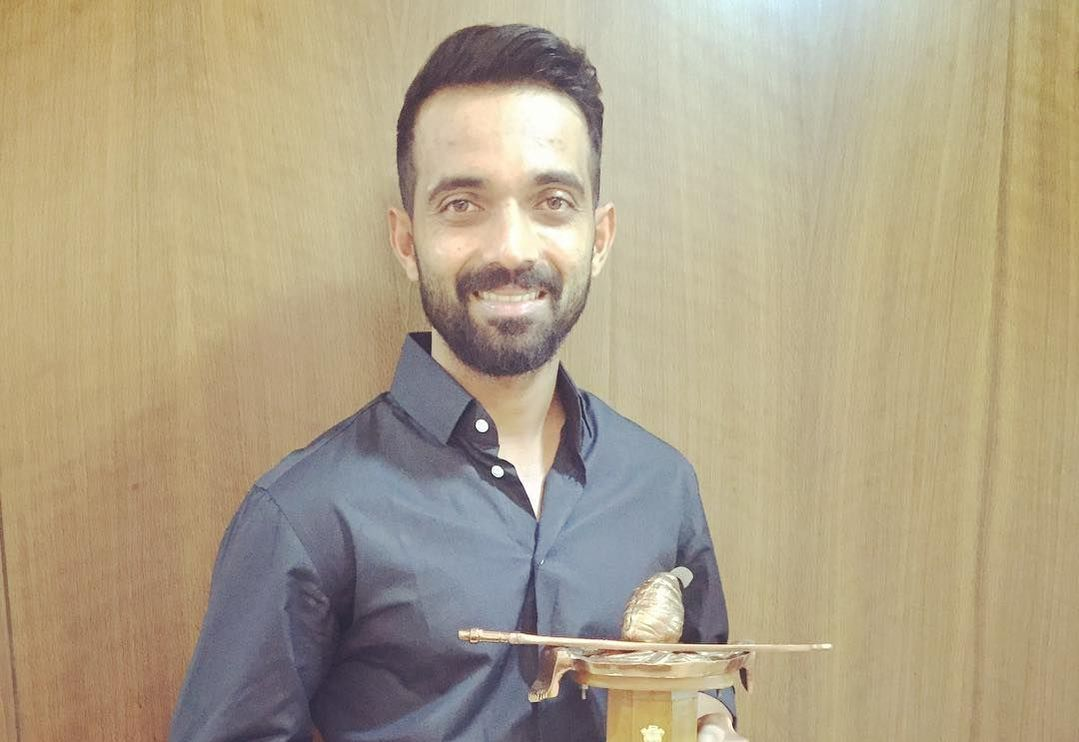 Ajinkya Rahane​ Star Plus Nayi Soch Awards list in IPL 2018.