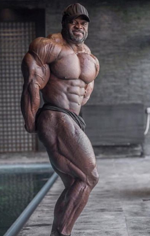 Brandon Curry fitness body
